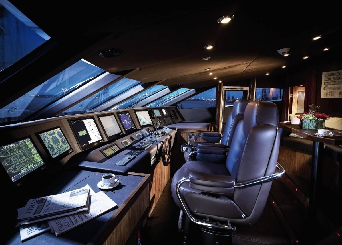 Consulenza in ambito industriale e navale
